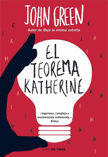 el teorema de katherine - john green - libro