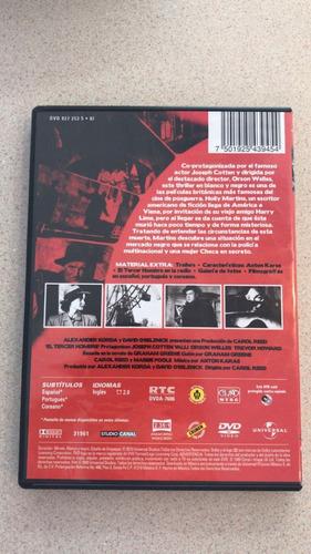 el tercer hombre dvd