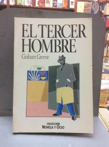 el tercer hombre. graham greene. novela