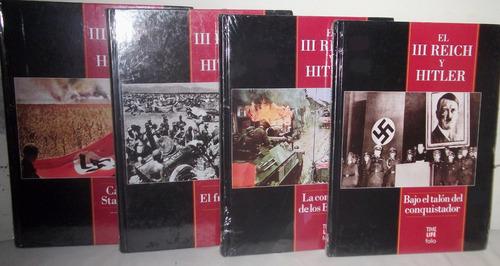 el tercer reich - colección time life folio