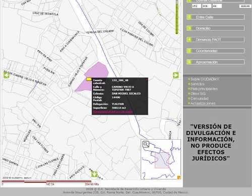 el terreno cuenta con dos propiedades. tev-3456