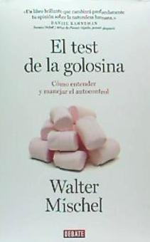 el test de la golosina(libro )