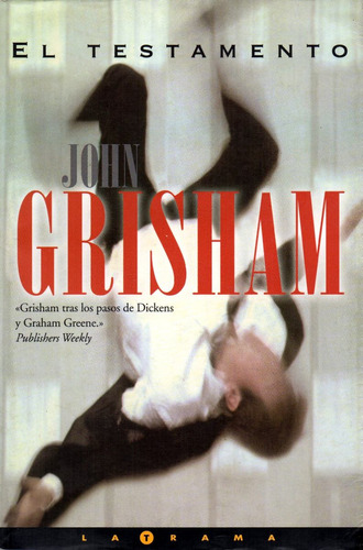 el testamento                                   john grisham