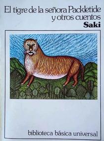 Señora Otros Packletide Tigre De Saki El Cuentos Y La vN0PmO8nwy