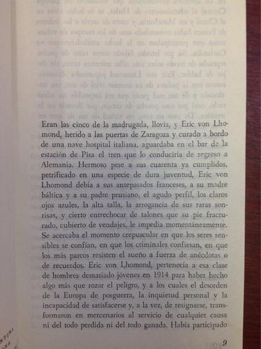el tiro de gracia. marguerite yourcenar. lit. francesa.