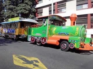 el tren de la alegría - el tren de la diversion