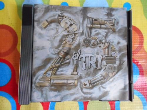 el tri cd 25 años.1993