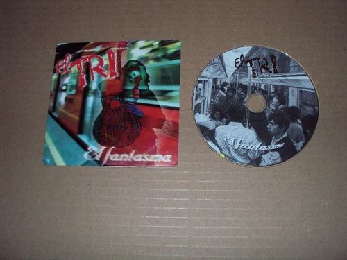 el tri el fantasma single promocional cd