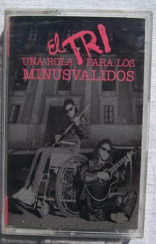 el tri. una rola para los minusvalidos. kct wea 1994