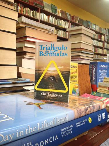 el triángulo de las bermudas. charles berlitz.
