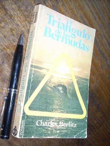 el triángulo de las bermudas charles berlitz pomaire