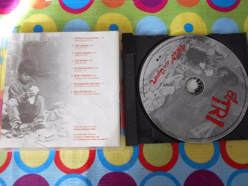 el tri.cd.niño sin amor.1987