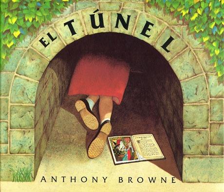 el túnel, anthony browne, ed. fce