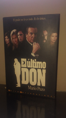 el ultimo don - mario puzo