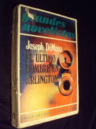 el ultimo hombre en arlington, joseph dimona
