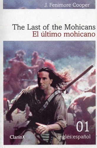 el último mohicano. the last of the mohicans. j.f. coope