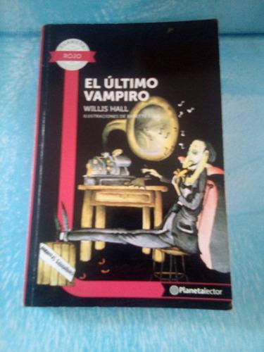 el último vampiro.