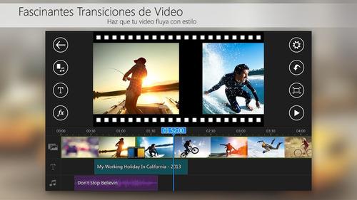 el unico - power director - editor de video pro full 4.10.0