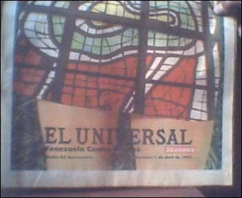 el universal edición 85 aniversario 1994 venezuela vdh cth