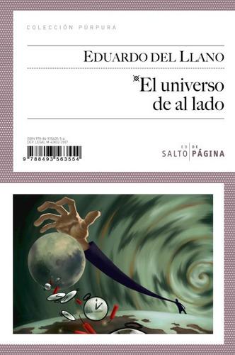 el universo de al lado(libro )