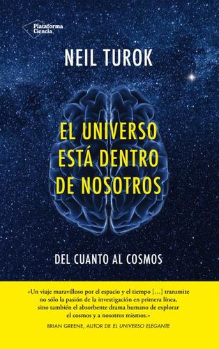 el universo est¿ dentro de nosotros(libro )
