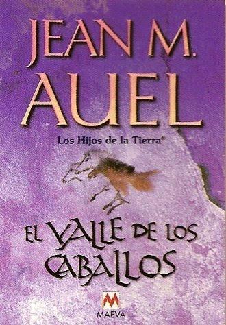 el valle de los caballos. jean m. auel. (bs)