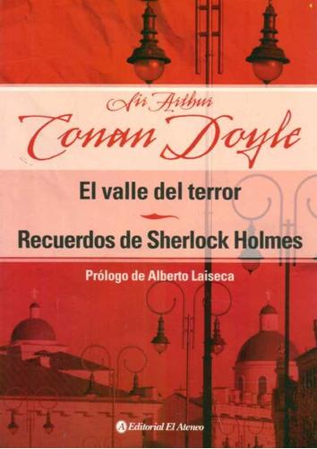 el valle del terror-recuerdos de sherlock holmes. (lu)