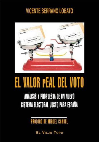 el valor real del voto(libro ciencias pol¿ticas)