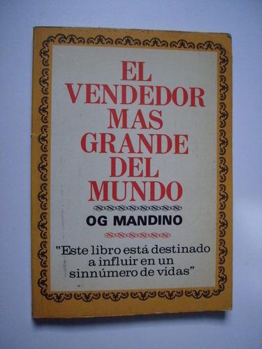 el vendedor más grande del mundo - og mandino - 1976