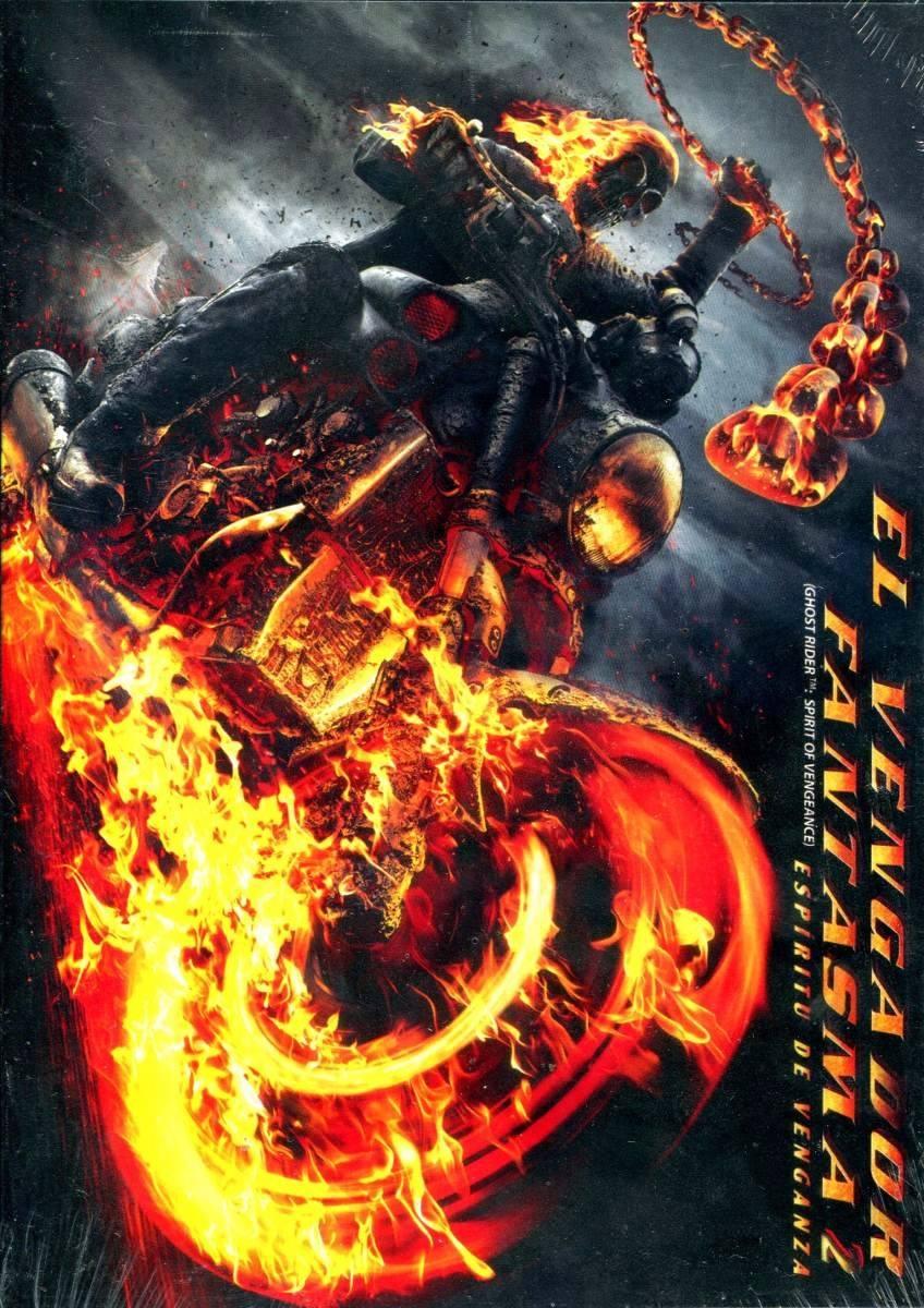 El Vengador Fantasma 2 Ghost Rider Dvd Original 7900 En
