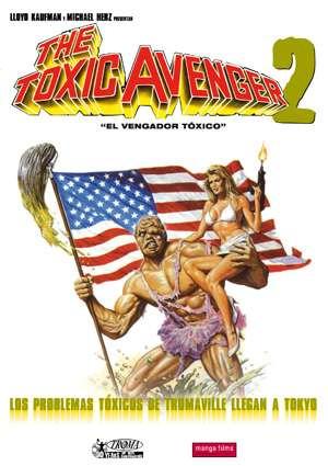 el vengador tóxico 2 (original)
