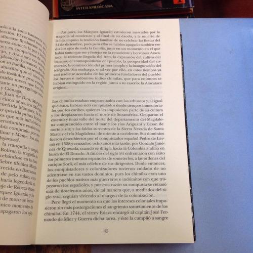 el viaje a la semilla. gabriel garcía márquez. ed. folio.