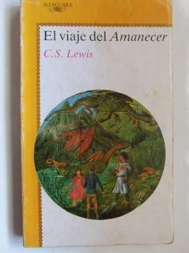 el viaje del amanecer c. s. lewis cronica de narnia