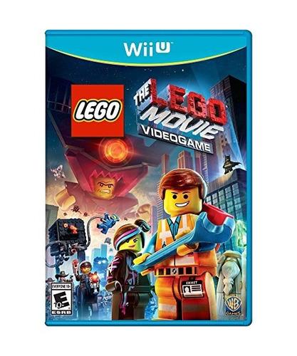 el videojuego lego movie - wii u