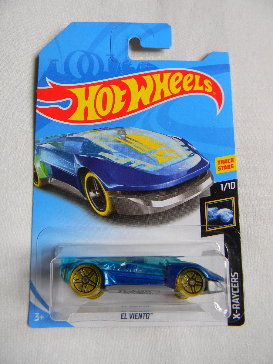 2018 Toyota Supra >> El Viento Hot Wheels Treasure Hunt Básico - $ 150.00 en Mercado Libre