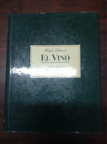 el vino nuevo atlas mundial