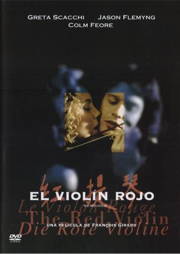 el violin rojo the red violin jason flemyng pelicula dvd