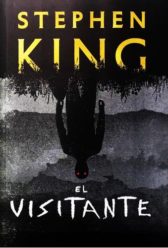 el visitante - stephen king - thriller policial