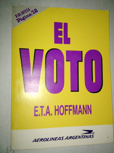 el voto - e.t.a. hoffmann - página 12