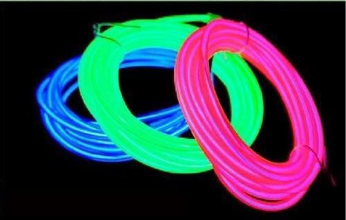 el wire hilo luminoso multiuso flexible 5 metros