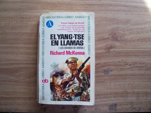 el yang-tse en llamas-de guerra-richard mckenna-bruguera-rm4