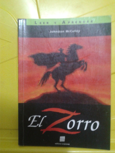 el zorro - johnston mcculley