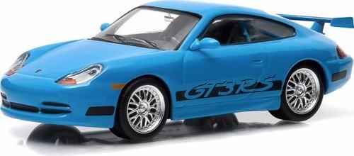 el333 1/43 porsche 911 carrera rapido y furioso greenlight