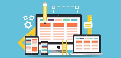 elaboracion creacion y diseño de páginas web