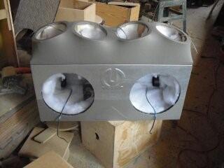 elaboracion de cajas acusticas para bajo y parlantes diseños