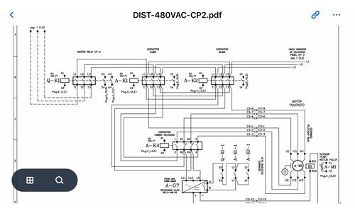 elaboración de diagramas eléctricos y de control
