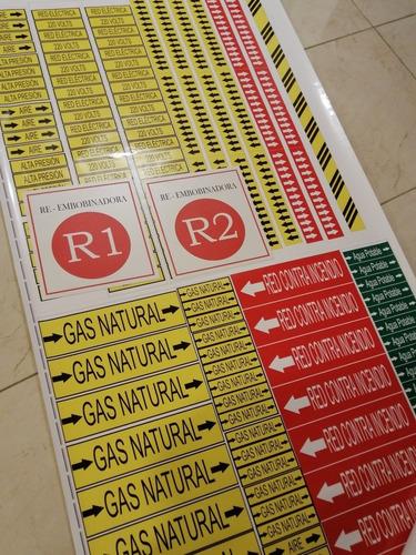 elaboración de etiquetas y letreros personalizados
