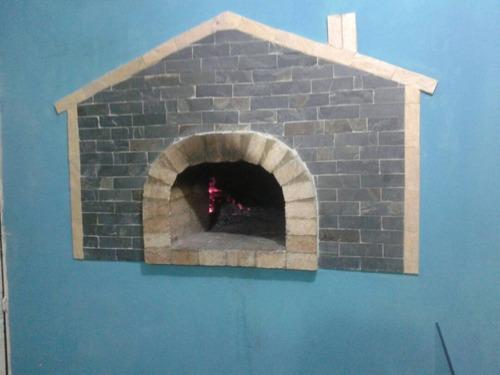 elaboración de hornos a leña y gas (dual) parrilleras artes