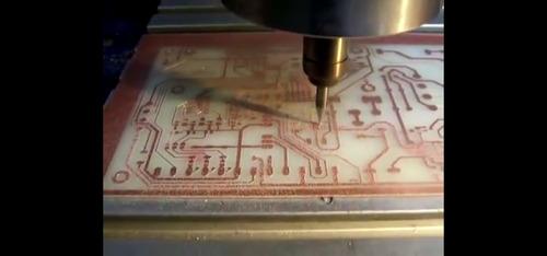 elaboración de placas pcba