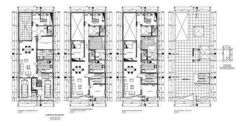 elaboracion de planos, tramites municipales y construcciones